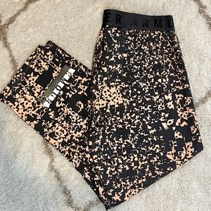 Under Armour Printed Cropped Leggings